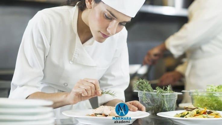 Aşçı Yardımcılığı Kursu Sertifika Eğitimi