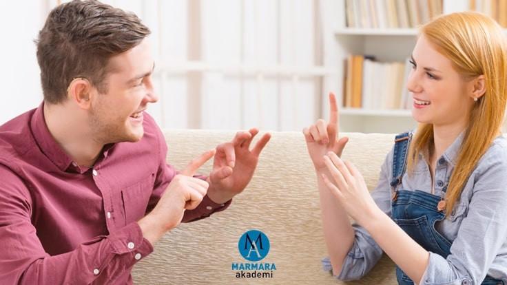 İşaret Dili Temel Eğitimi Sertifika Programı