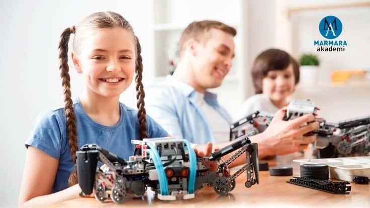 Robotik Kodlama Eğitmen Eğitimi Sertifika Programı