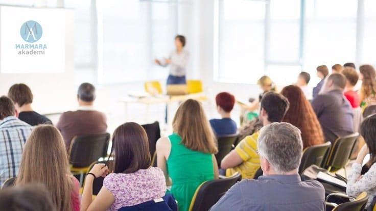 Usta Öğretici Oryantasyon Eğitimi & Sertifikası